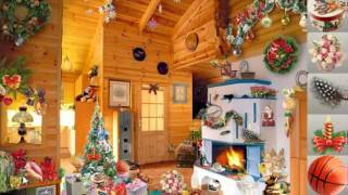 Download Games » Puzzles » Winter holidays. Find objects Video