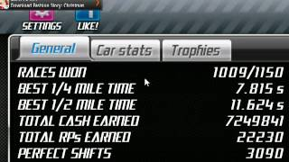 Drag Racing Porsche 9ff GT9-R Level 10 Tune 7,890 1/4 Mile Free