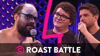 Download Ignatius Farray VS Facu Díaz & Miguel Maldonado | Roast Battle | Comedy Central España Video