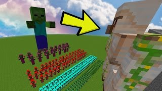 Download 1000 TITANS GIGANTES TENTAM DESTRUIR A VILA! (MINECRAFT) Video