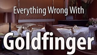 Download Everything Wrong With Goldfinger In 16 Minutes Or Less Video