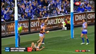 Download Adelaide's incredible comeback vs North Melbourne - in full Triple M Commentary Video
