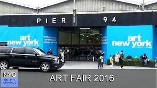 Download ART NEW YORK 2016 Video