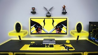 Download $7500 Ultimate Wolverine Desk Setup | Time Lapse Video