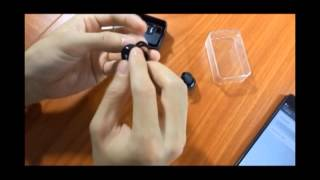 Download Syllable D900 headsets operation instruction Video