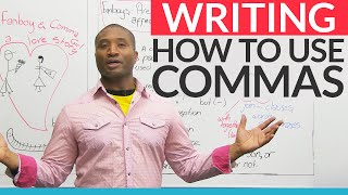 Download Writing Skills: When to use commas with FOR, AND, BUT, OR, YET, SO, NOR Video