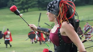 Download War for Sport: A Look Inside the World of LARP Video