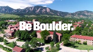 Download Be Boulder. Find opportunity in your international education. Video