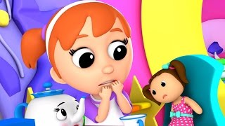 Download Luke & Lily - Miss Polly Had A Dolly | Nursery Rhymes | Baby Songs | Songs For Children Video