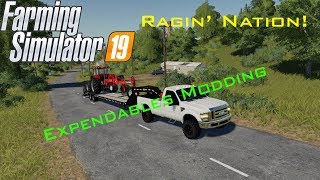 Download MOD REVEAL!! The Cleanest 2010 F350 ever!! Farm Sim 19 players will LOVE this truck! Video