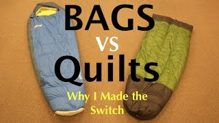 Download Sleeping Bags VS Quilts Video