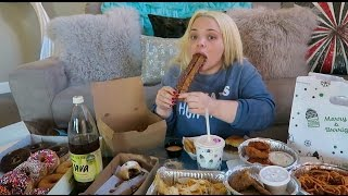 Download 10K Calorie Challenge | Girl VS Food | Epic Cheat Day | Trisha Paytas Video