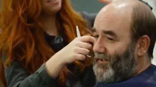 Download Becoming Nathan Detroit: David Haig Loses His Beard @ Murdock London Video