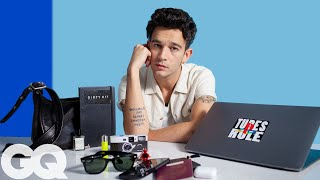 Download 10 Things The 1975's Matty Healy Can't Live Without | GQ Video