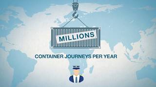 Download IBM and Maersk demo: Cross-border supply chain solution on blockchain Video
