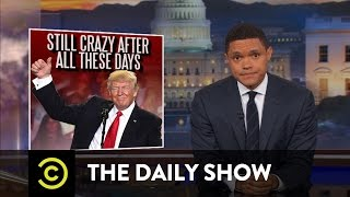 Download President Trump's 100-Day Milestone: The Daily Show Video