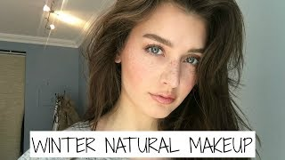 Download Winter Everyday Natural Makeup Tutorial 2017 | Jessica Clements Video