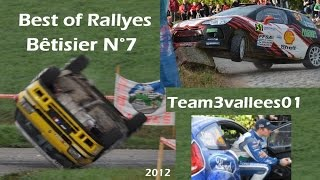 Download Best of Rallyes Betisier N°7 Crashes and Mistakes Video