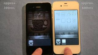 Download iPhone 4S 64GB ″SLOWER″ than iPhone 4!!! performance, Siri Video