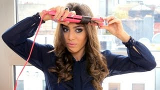 Download Curling with a Straightener by Camila Coelho Video