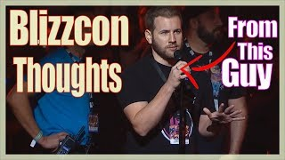 Download Blizzcon Diablo Thoughts From The ″boo guy″ Video