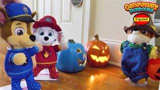 Download ¡El juguete educativo para niños de Paw Patrol Baby Pup Halloween! Video
