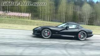 Download McLaren MP4-12C XPRD ECU and Vorsteiner Carbon Package vs Heffner Dodge Viper Twin Turbo Video