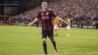 Download Miguel Almiron Hat Trick Vs. Houston Dynamo | Atlanta United Highlights | 5.20.17 Video