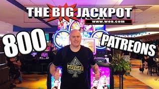 Download 🔆 800 Patreon Live High Limit Slot Celebration 🔆 | The Big Jackpot Video