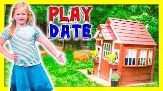 Download ASSISTANTS Backyard A Play Date TheEngineeringFamily Funny Outdoor Video Video