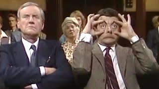Download Eyes Peeled | Funny Clips | Mr Bean Official Video