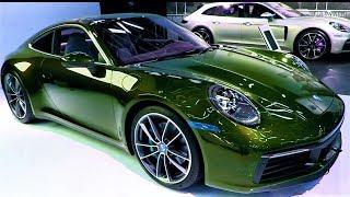 Download NEW - 2020 Porsche 911 Carrera 4S Super Sport - INTERIOR and EXTERIOR Full HD 60fps 600h Video