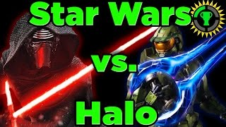 Download Game Theory: Star Wars Lightsaber Vs Halo Energy Sword Video