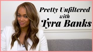 Download Tyra Banks on Turning Your ″Flaws″ into Assets | Pretty Unfiltered Video