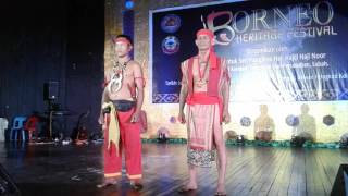 Download Dayak Kebal: BorneoHeritageFestival Video