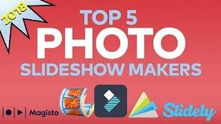 Download Best Photo Slideshow Maker Softwares 2018! Video
