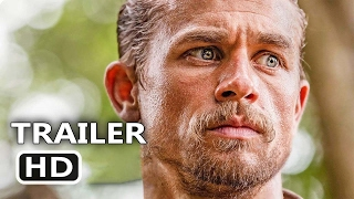 Download THE LOST CITY OF Z Official Trailer # 2 (2017) Charlie Hunnam, Robert Pattinson Action Movie HD Video