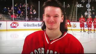 Download 2019 Minnesota State High School All Hockey Hair Team Video