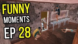 Download PUBG: Funny Moments Ep. 28 Video