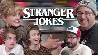 Download STRANGER JOKES : Jokes de Papa avec les teens de Stranger Things Video