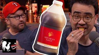 Download RT Podcast #450 - Szechuan Sauce Taste Test | Rooster Teeth Video