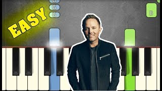 Download How Great Is Our God - Chris Tomlin | EASY PIANO TUTORIAL by Betacustic Video