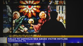 Download Pa. attorney general: Over 150 clergy abuse tips since report released Video