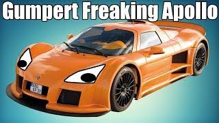 Download The Short Lived Legend, Gumpert Apollo | Supercar Database Video
