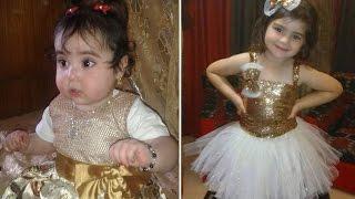 Download اجمل فصالات دشاديش عراقية وفساتين بنوتات للعيد 🎈😘 dishdasha for kids Video