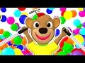 Download SUPER CIRCUS 3D Kid's Olympics | Olympic Playground, Color Balls, Ball Pit Show by Busy Beavers Video