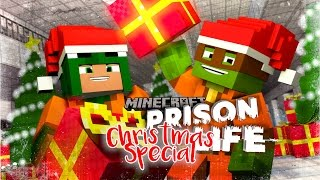 Download Minecraft Prison Life - CHRISTMAS IN PRISON #8 Video