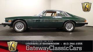 Download 1990 Jaguar XJS Coupe - Louisville Showroom - Stock # 1536 Video