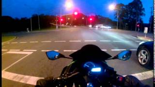 Download Kawasaki Ninja 300 vs Nissan 370z Video