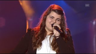 Download Tiziana Gulino - WINNER 2014 - Let Her Go - Blind Audition - The Voice of Switzerland 2014 Video